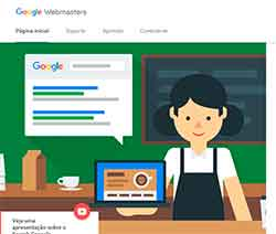 Webmaster Tools do Google  para decolar seu site